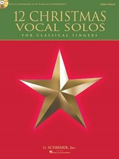 12 Christmas Vocal Solos