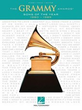 The Grammy Awards Song of the Year 1980-1989