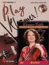 Play Klezmer!/ Klezmer Fiddle | auteur onbekend |