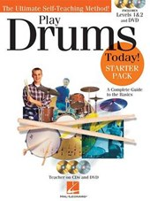 Play Drums Today! - Starter Pack | Scott Schroedl |
