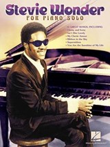 Stevie Wonder for Piano Solo | auteur onbekend |