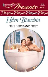 The Husband Test | Helen Bianchin |