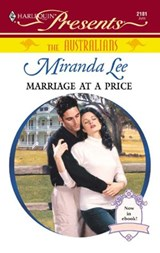Marriage at a Price | Miranda Lee |