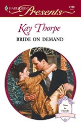 Bride on Demand | Kay Thorpe |