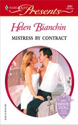 Mistress by Contract | Helen Bianchin |