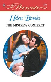 The Mistress Contract | Helen Brooks |