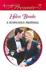A Suspicious Proposal | Helen Brooks |