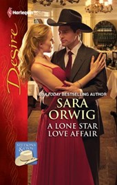 A Lone Star Love Affair | Sara Orwig |