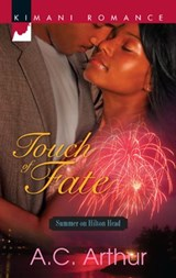 Touch of Fate | A.C. Arthur |