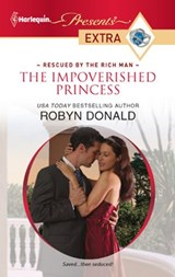The Impoverished Princess | Robyn Donald |
