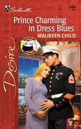 Prince Charming in Dress Blues | Maureen Child |