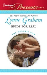 Bride for Real | Lynne Graham |