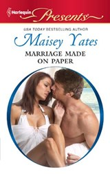 Marriage Made on Paper | Maisey Yates |