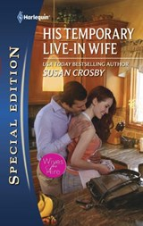 His Temporary Live-in Wife | Susan Crosby |