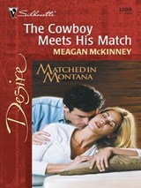 The Cowboy Meets His Match | Meagan Mckinney |