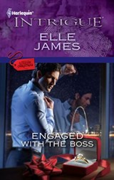 Engaged with the Boss | Elle James |