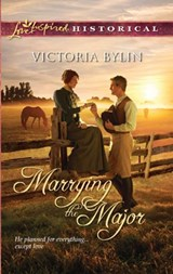 Marrying the Major | Victoria Bylin |