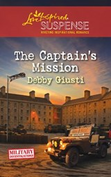 Captain's Mission | Debby Giusti |