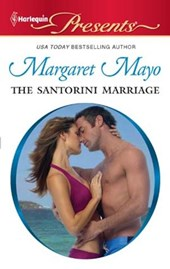 The Santorini Marriage | Margaret Mayo |
