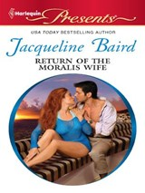 Return of the Moralis Wife | Jacqueline Baird |