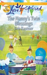 The Nanny's Twin Blessings | Deb Kastner |