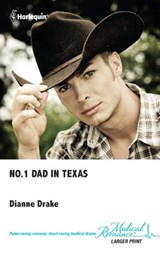 No.1 Dad in Texas | Dianne Drake |