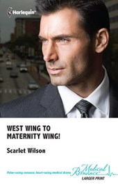 West Wing to Maternity Wing!