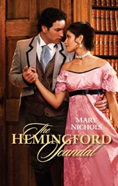 The Hemingford Scandal | Mary Nichols |