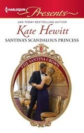 Santina's Scandalous Princess