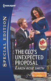 The CEO's Unexpected Proposal | Karen Rose Smith |