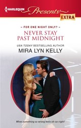 Never Stay Past Midnight | Mira Lyn Kelly |
