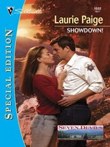 Showdown! | Laurie Paige |
