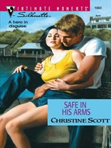 Safe in His Arms | Christine Scott |