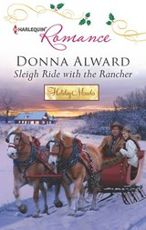 Sleigh Ride with the Rancher | Donna Alward |
