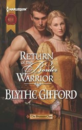 Return of the Border Warrior | Blythe Gifford |