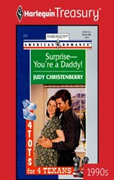 Surprise—You're a Daddy! | Judy Christenberry |