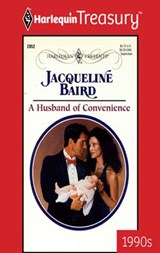 A Husband of Convenience | Jacqueline Baird |