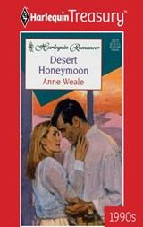 Desert Honeymoon | Anne Weale |