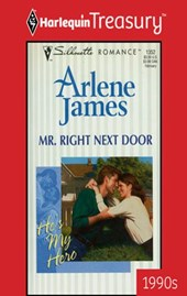 Mr. Right Next Door | Arlene James |