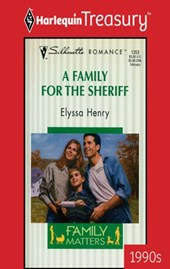 A Family for the Sheriff