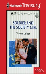 Soldier and the Society Girl | Vivian Leiber |