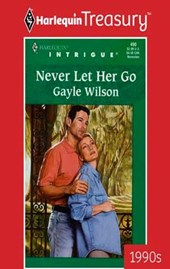 Never Let Her Go | Gayle Wilson |