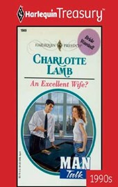 An Excellent Wife? | Charlotte Lamb |