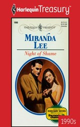 Night Of Shame | Miranda Lee |