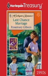 Last Chance Marriage | Rosemary Gibson |