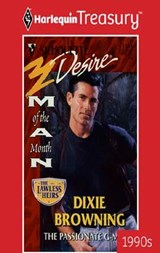 The Passionate G-Man | Dixie Browning |