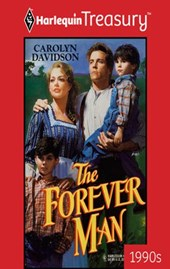 The Forever Man | Carolyn Davidson |