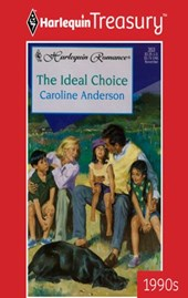The Ideal Choice | Caroline Anderson |