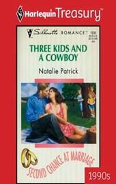 Three Kids and a Cowboy