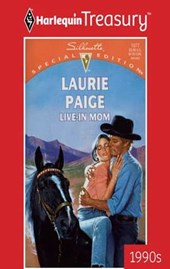 Live-In Mom | Laurie Paige |